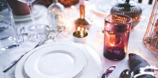 obrus na świąteczny stół